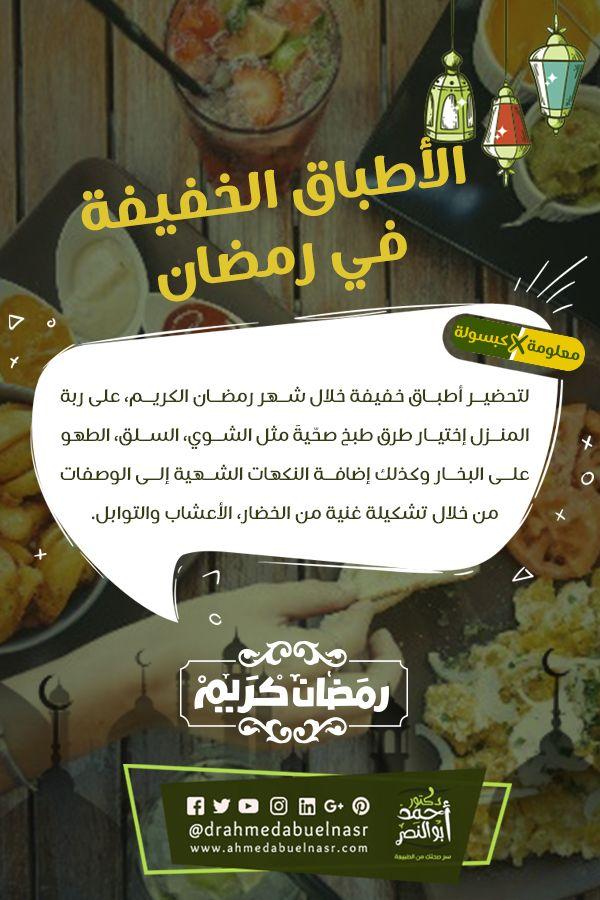 عادات صحية وقت الإفطار رمضان انفوجرافيك Ramadan Quotes Ramadan Kids Ramadan
