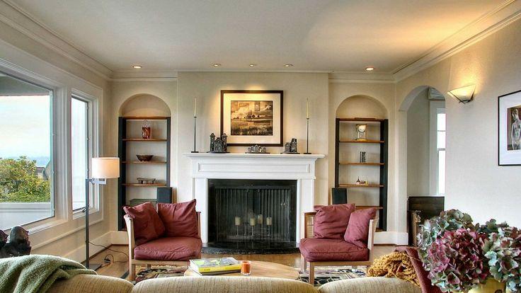 Interior Design | JAS Design Build. Cool built ins with