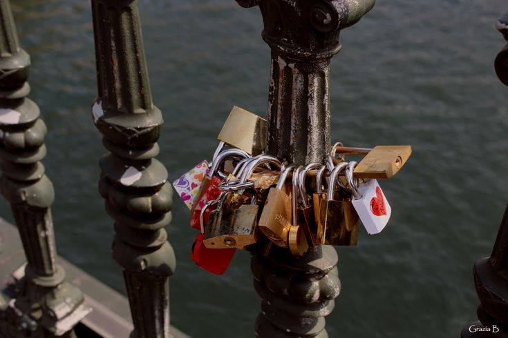 """Paris being called the city of """"Love"""" had a tradition of couples writing their names on locks and tying it on the Pont Du Arts, then throwing the key into the River Seine. Some of these…"""