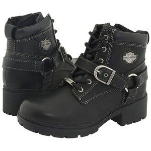 <3 these Women's Harley Davidson Tegan Motorcycle Boots <3