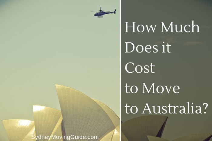 How much does it cost to move to Australia? Inside tips from expats that have made the move to Australia. Things you need to know before you start budgeting your move.