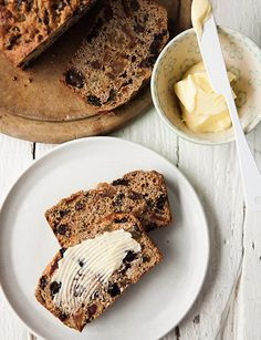 Davina's 5 weeks to sugar-free: Fruit tea bread | Daily Mail Online