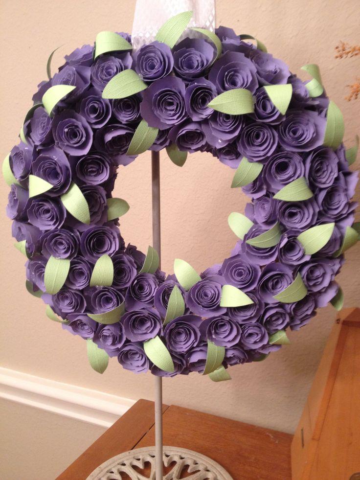 Purple Roses of Spring by ReidAroundtheRosies on Etsy