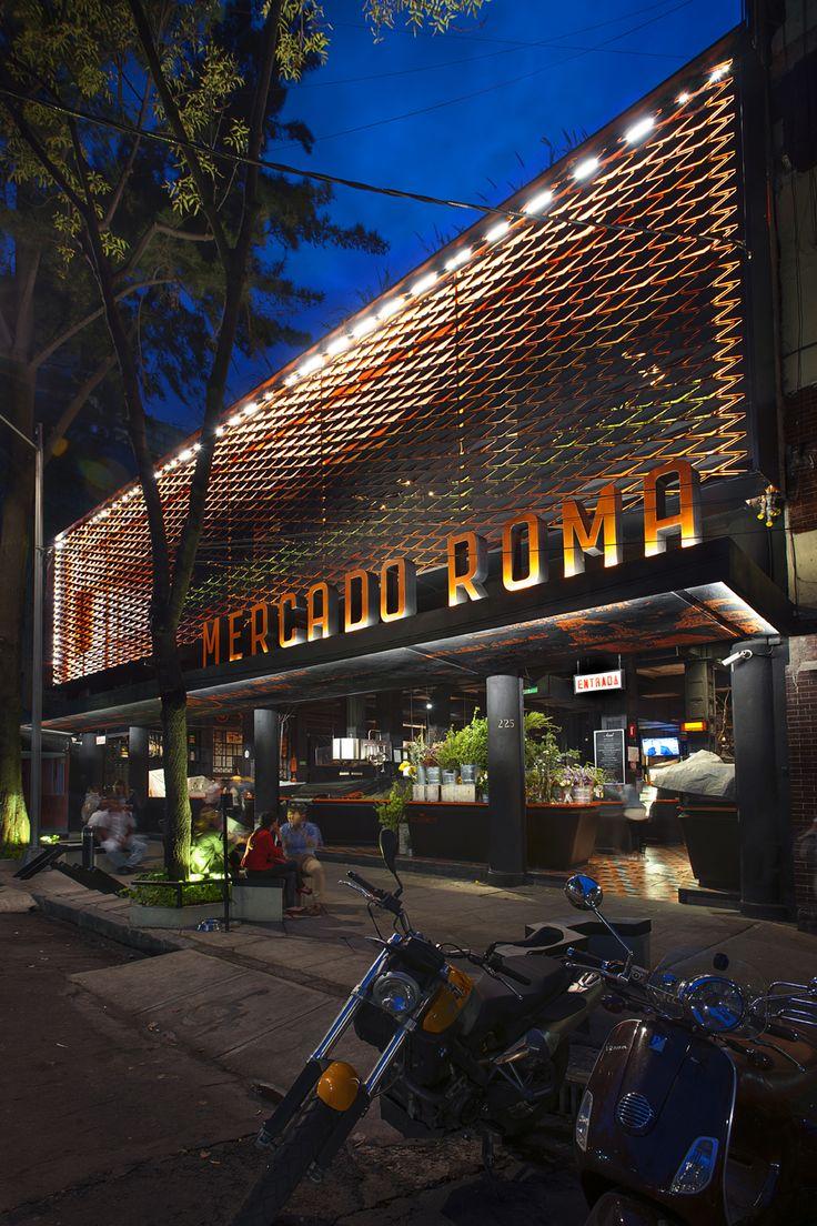Mercado Roma | Rojkind Arquitectos