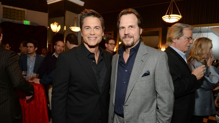"""Rob Lowe Remembers Bill Paxton: """"My Closest Friend in the Industry""""  The actor recalls the 'Big Love' star's penchant for fun gifts (JFK's aftershave) their fishing trips and the movie they almost made with James Cameron.  read more"""