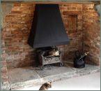 Inglenook Fireplace Image