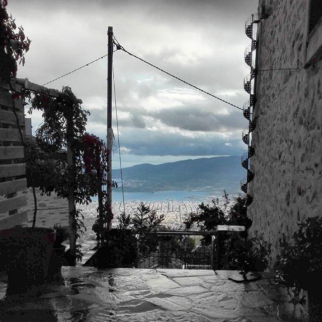 Makrinitsa , Pelion , Paschalis art house, cafe house , art gallery
