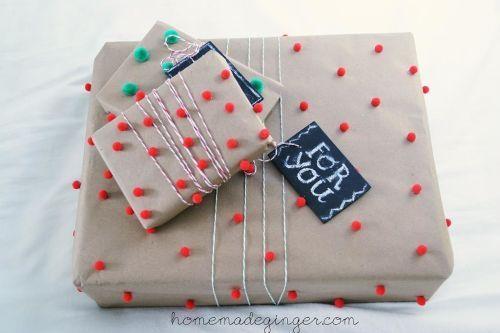 28 idei creative pentru impachetarea cadourilor