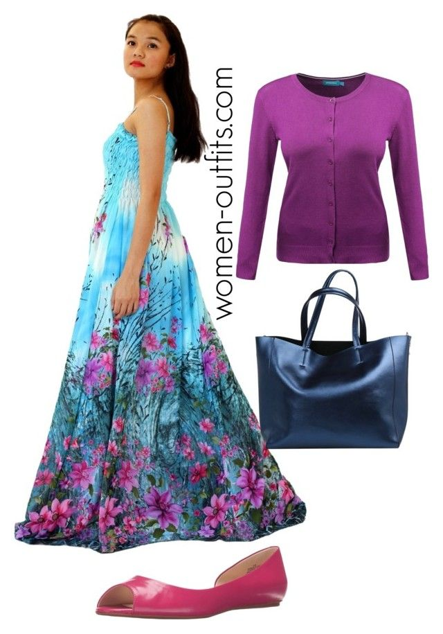 romantic floral by xwtiko on Polyvore