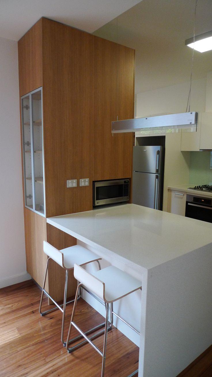 Designer Russell Henderson FItzroy Kitchen