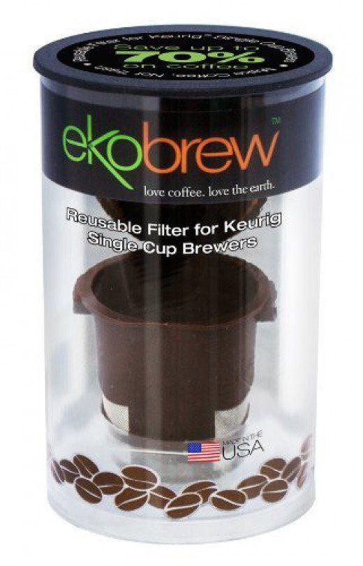Refillable K Ekobrew Cup