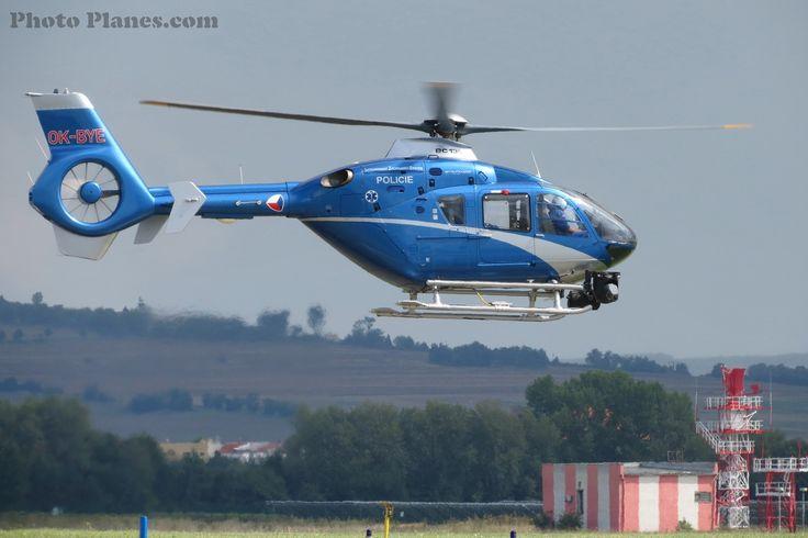 Eurocopter EC-135T-2  - OK-BYE
