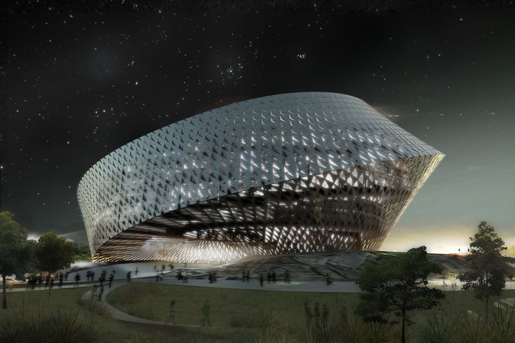 Kazakhstan - Astana National Library