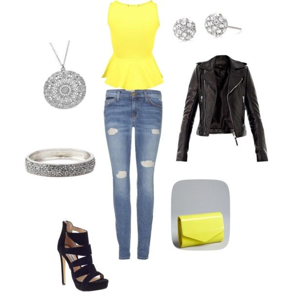 """""""weekend Outfit"""" by a-cocivera on Polyvore"""