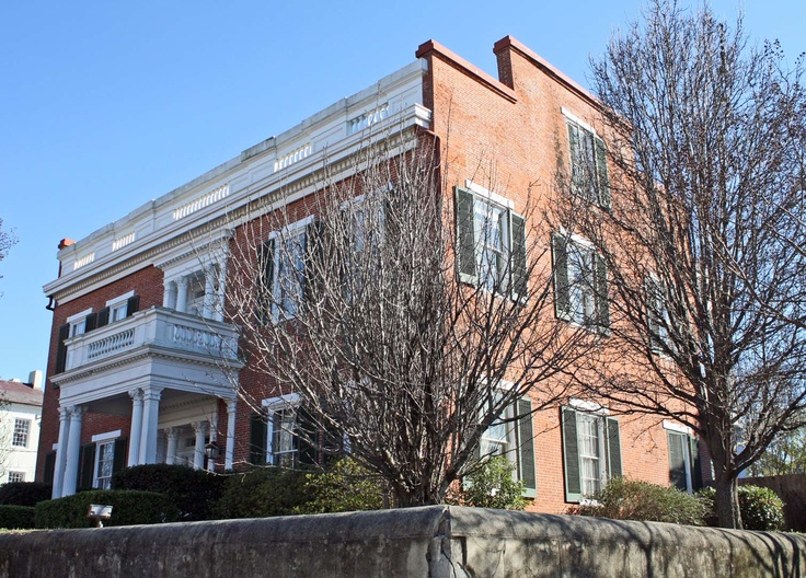 Balfour House Ca 1830 Greek Revival Amp Federalist Styles