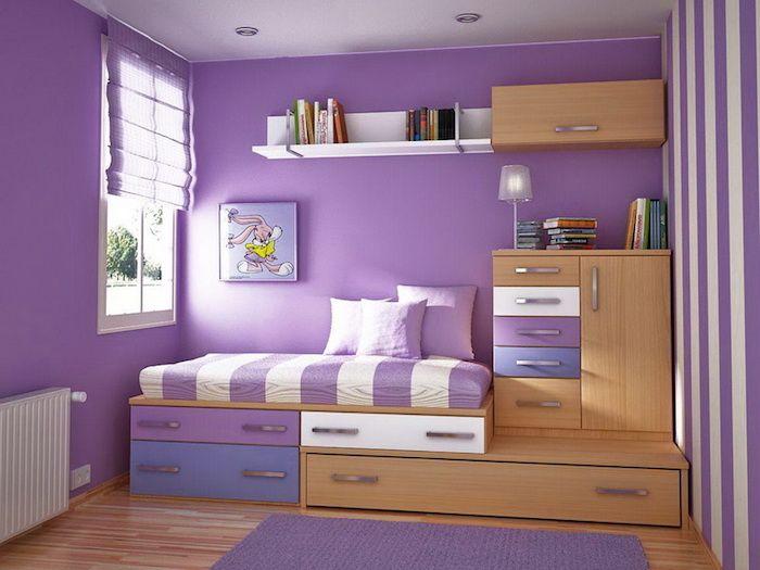 Couleur Mauve 50 Nuances De Violet Kids Room Design