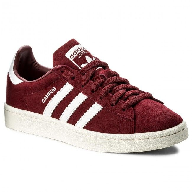 adidas campus bianche e rosse