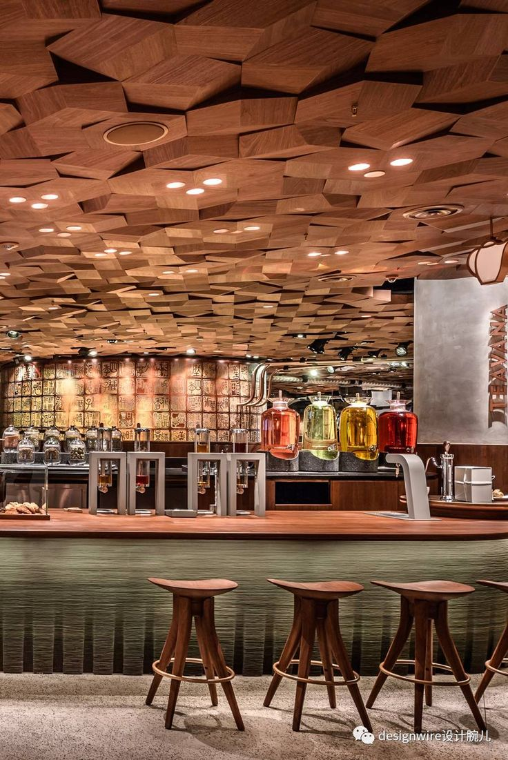 环球设计资讯_上海,一座星巴克全球最大烘焙工坊体验店设计!-建E网设计资讯 ...