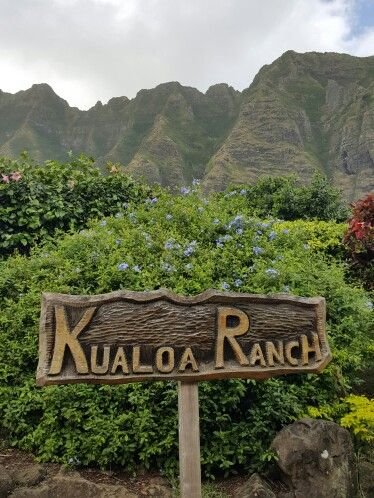 Kualoa Ranch - I know they have weddings there but I haven't been on location yet. Site of where they filmed Jurassic Park though, so thats pretty cool lol