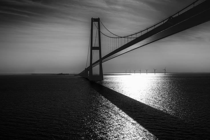 The Bridge (Broen) - I'm in love with this bridge.