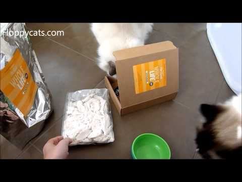 Whole Life Pet Treats Has Changed Their Packaging To Help With Freeze Dried Dust http://www.floppycats.com/whole-life-pet-treats-has-changed-their-packaging-to-help-with-freeze-dried-dust.html