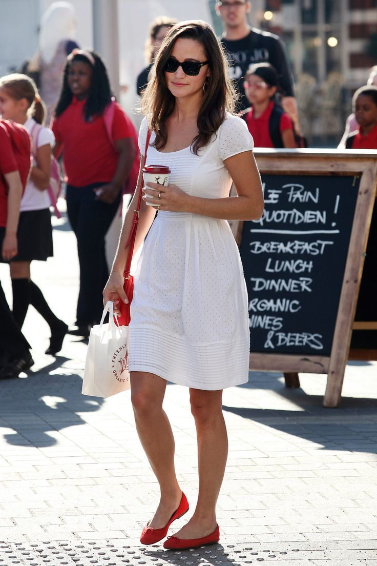 The Pippa Middleton Look Book   Pippa middleton style