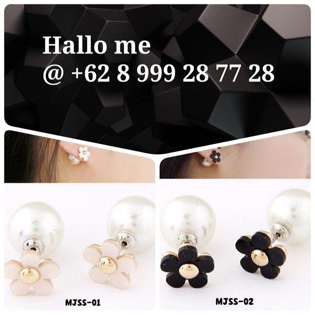 Earings - Flowers WA me to order