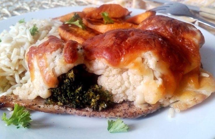 dubarry csirkemell diétás besamel mártás recept (besameles csirke, karfiolos csirkemell)