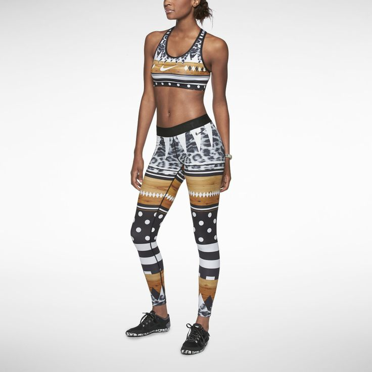Fitness Leggings South Africa: Nike Store. Nike Pro Safari Moves Women's Tights. Africa