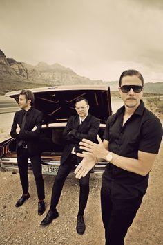 Interpol - Check! (Lollapalooza 2015) They're soooo good live