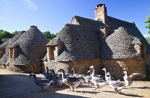 Aquitania Trulli di Breuil