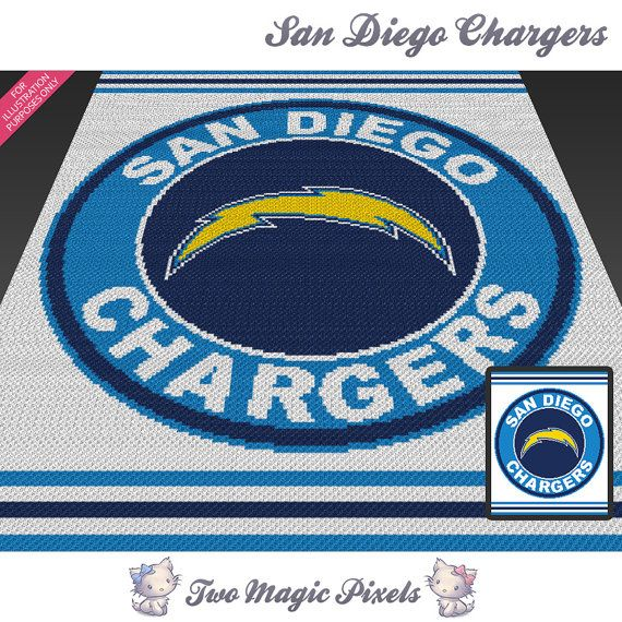 San Diego Chargers Blanket: 645 Best Images About Yarn A-Plenty On Pinterest