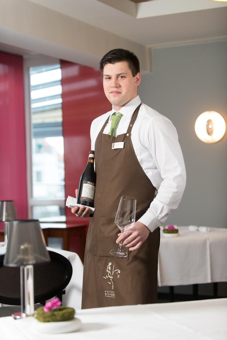 Christoph Herbst - Commis Sommelier - Hotel Ritter Durbach