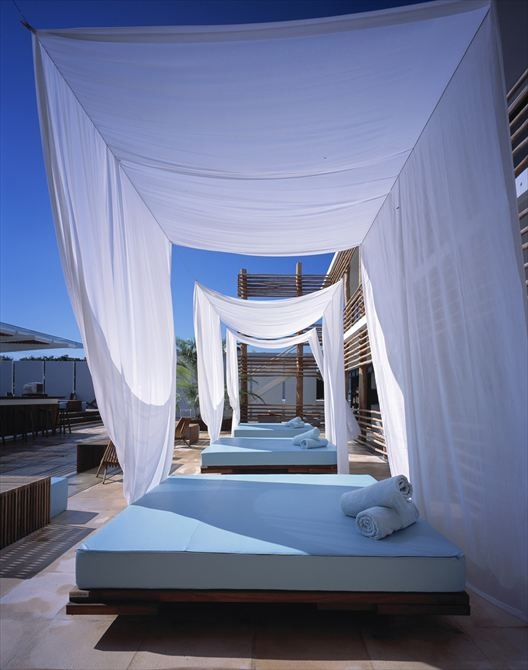 Simple and pure - #Deseo [Hotel+Lounge], Quintana Roo, #Mexico #luxurydreamhotels
