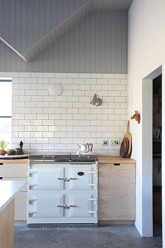 Traditional Ranges in Modern Kitchens | Apartment Therapy
