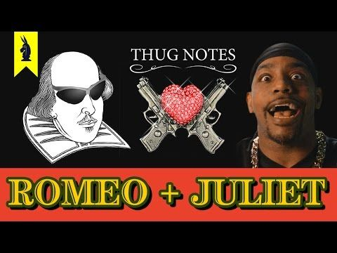 Romeo and Juliet (Shakespeare) - Thug Notes Summary and Analysis - YouTube