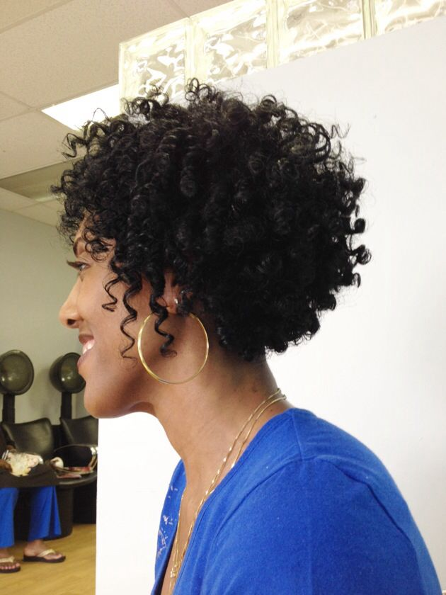Beautiful Curls Www Talktresses Com Twa Short Natural