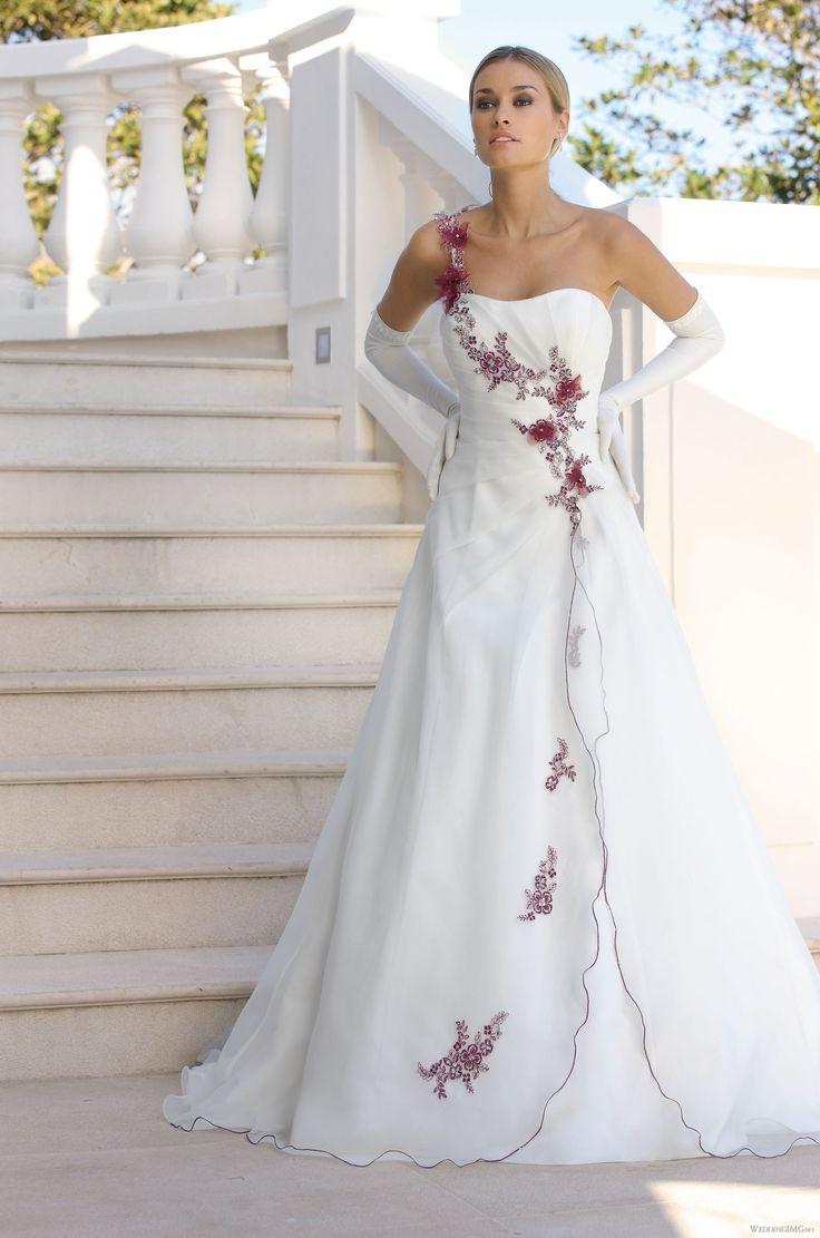 82 besten vestidos de novia Bilder auf Pinterest | Hochzeitskleider ...