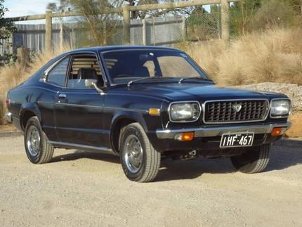 1975 Mazda 808