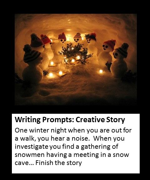 creative story writing prompt (Get Him Back Writing Prompts)