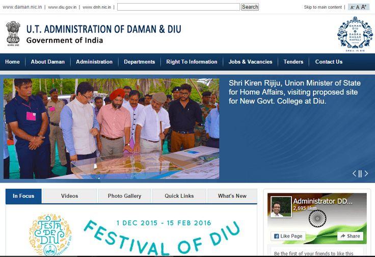 Govt jobs for Driver Cum Pump Operator in Union Territory Administration of Daman & Diu, Rec...