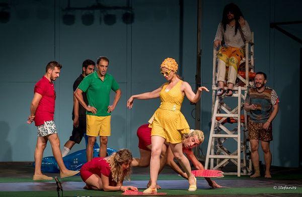 H Αθηναία «Ωραία Ελένη», η ξεκαρδιστική οπερέτα - έκπληξη που κέρδισε κοινό και κριτικούς, επιστρέφει, για τρίτη συνεχή χρονιά, σε σκηνοθεσία Παναγιώτη Αδάμ και μουσική διεύθυνση Χρύσας Γρένδα