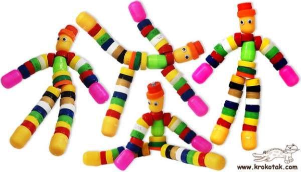 Marionnettes flexibles