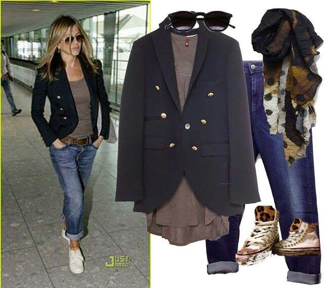 Copia il look di Jennifer Aniston...