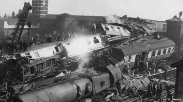 Harrow and Wealdstone train crash of 1952
