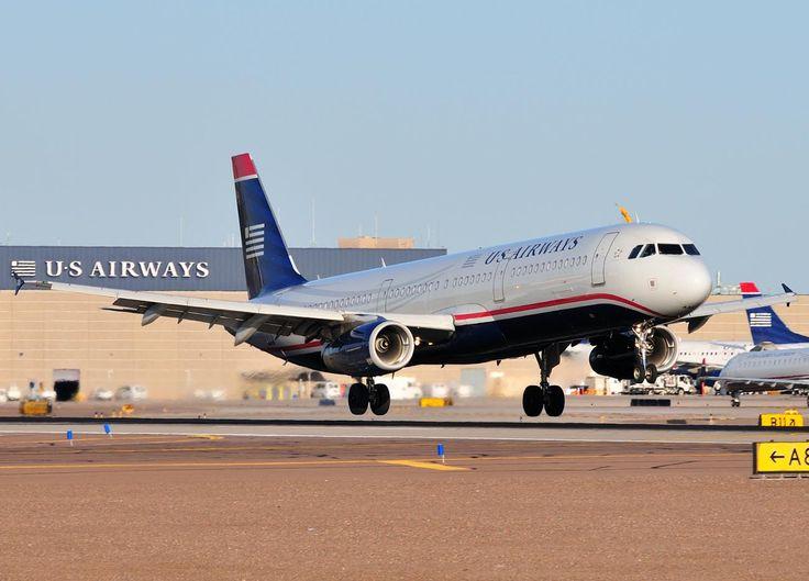 Boeing 757-2B7 (Us Airways)   Arizona - Estados Unidos
