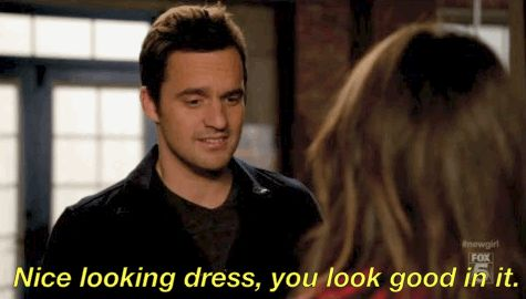 He knows how to give a compliment. | 37 Reasons Nick Miller Is The PerfectCrush