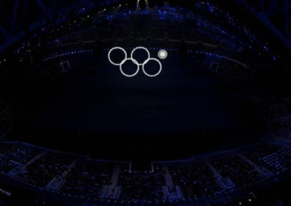 Gallery: Sochi Games opening ceremony - IOL Sport | IOL.co.za