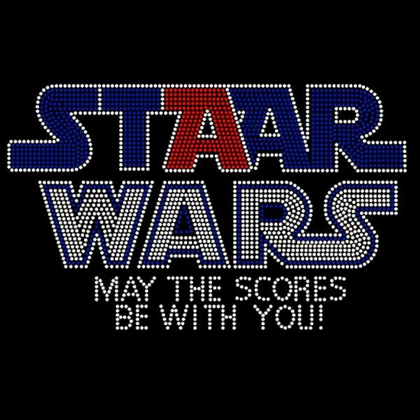 STAAR WARS - May the scores be with you! Need to get this to wear on testing days!!