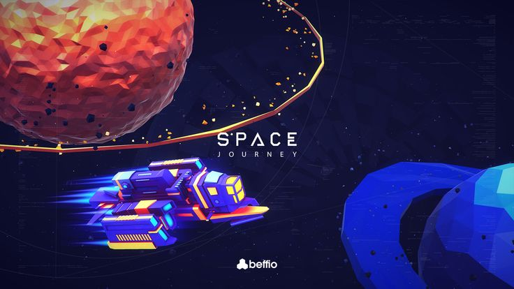 Space Journey — beffio